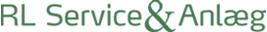 RL Service & Anlæg v./Rene Larsen Logo